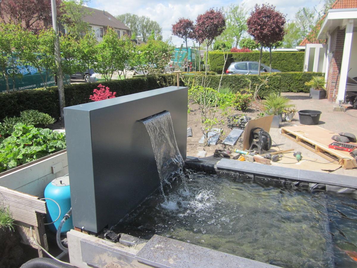 Hovenier Van Dijk Tuinen Groningen Aanpassing Tuin In Ten Boer