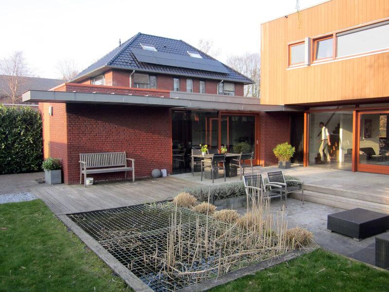 Hovenier van dijk tuinen groningen passend tuinontwerp voor elke